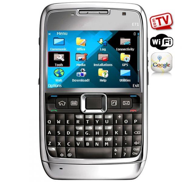 Celular MP15 Smartphone com Wi-Fi - Prata